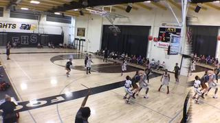 AZ Power emerges victorious in matchup against 3 Ball, 60-35