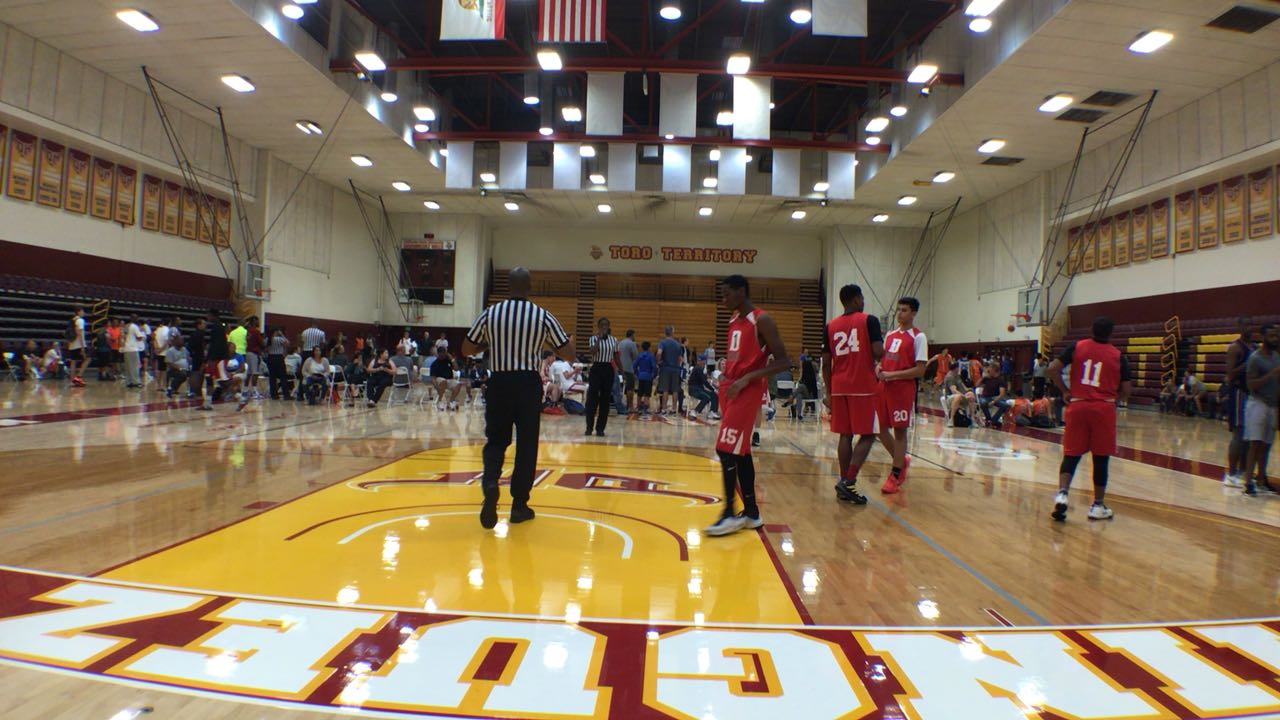 Things end all tied up between D1 Basketball and Rockfish Navy