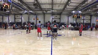 SC Ballers Elite with a win over JSI, 62-42