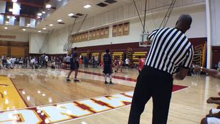 Rockfish Navy wins 42-37 over D1 Basketball