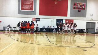 New England Playaz steps up for 62-46 win over LV Knicks