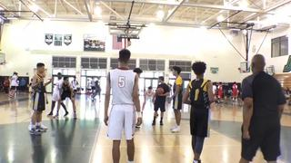 Compton Magic puts down Portland Bball Club with the 46-38 victory
