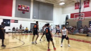 Dreamvision with a win over Gamepoint Select, 62-54