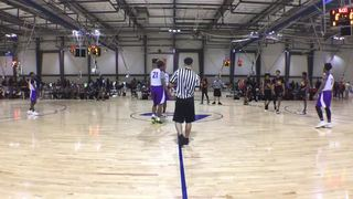Karolina Khaos puts down SC Ballers Elite with the 44-38 victory