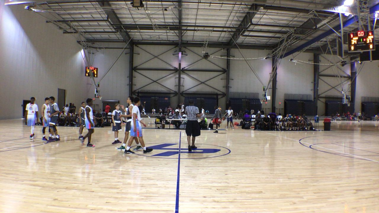 Things end all tied up between WBC Elite and HYPE, 65-65