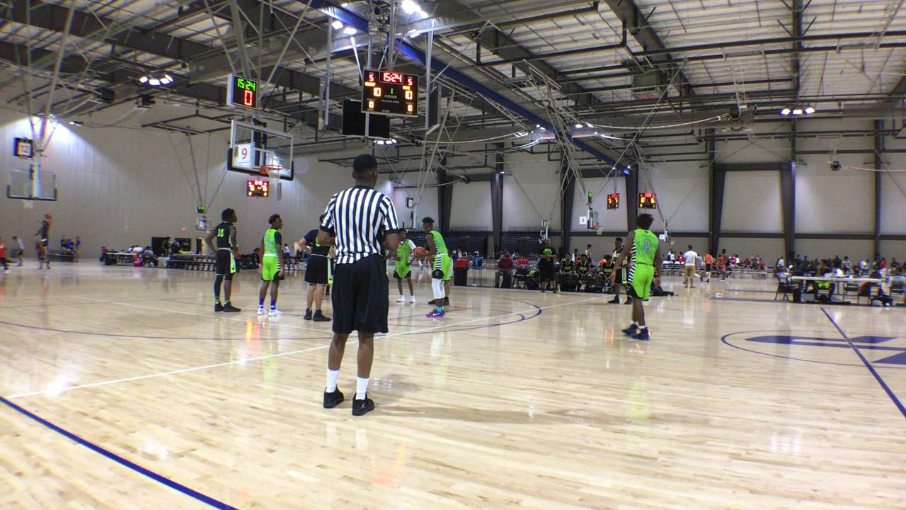 Things end all tied up between Ball 4 Lyfe and Elite 2020