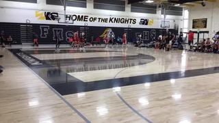Cali Rebels Black emerges victorious in matchup against Earl Watson HA, 55-47