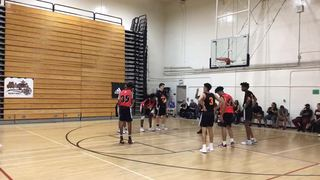 Team Arsenal with a win over Chuck Hayes Elite, 77-58