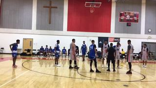 Oklahoma Magic emerges victorious in matchup against Fastbreak, 76-62