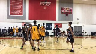 Compton Magic with a win over Lakeshow, 71-35