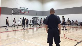 AZ Power triumphant over Compton Magic, 60-56