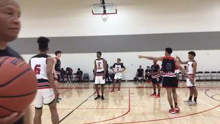 Basketball University 68 Team Harden 61