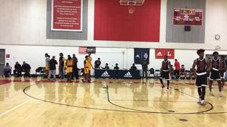 Compton Magic gets the victory over Team Knight, 66-57