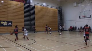 Hoopmasters Red defeats Educated Ballers, 34-19