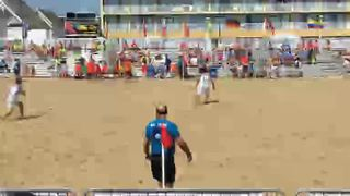 Barcelona FC wins 5-2 over Gobeachsoccer