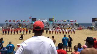 Chile defeats Perú, 3-2