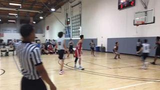 Los Angeles Elite defeats Sole Brothers, 61-60