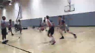 A-Team Basketball gets the victory over California Bearcats 14U, 65-49