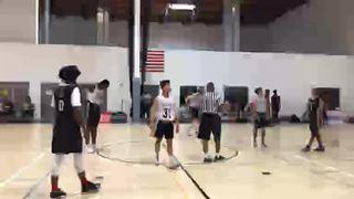 Compton Magic Black 17s wins 59-51 over A-Team Basketball