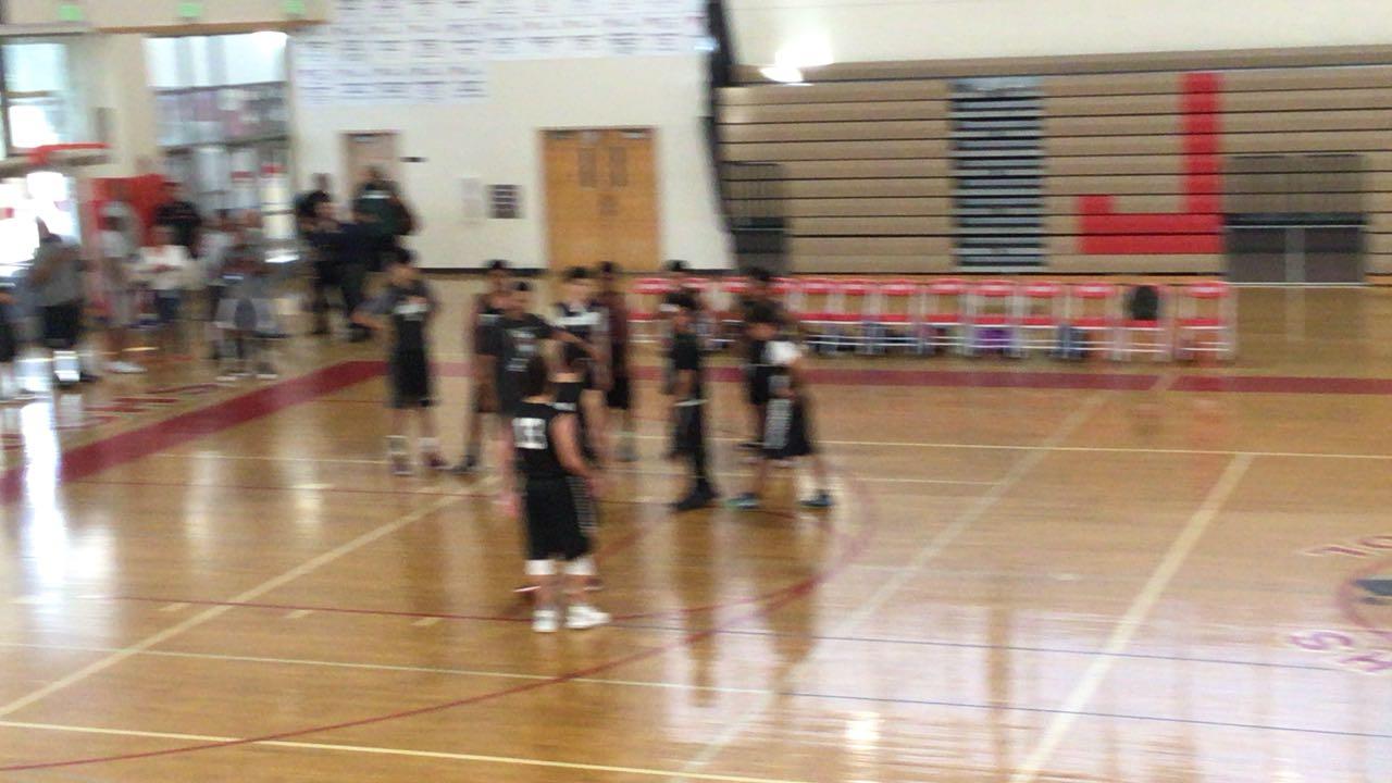 Paraclete defeats Valley Academy, 75-21