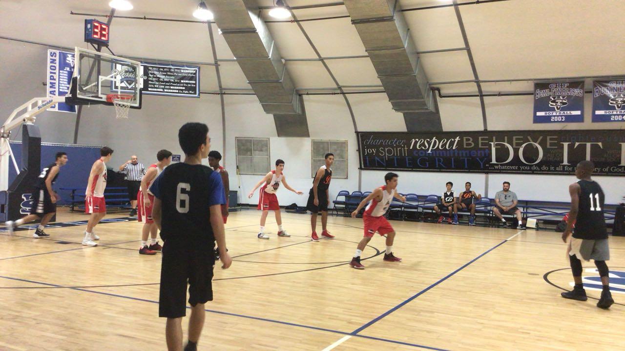 Beverly Hills JV wins 63-56 over Mater Dei JV