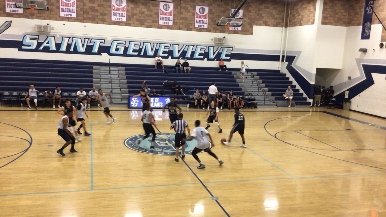Village Christian with a win over Palmdale, 43-37