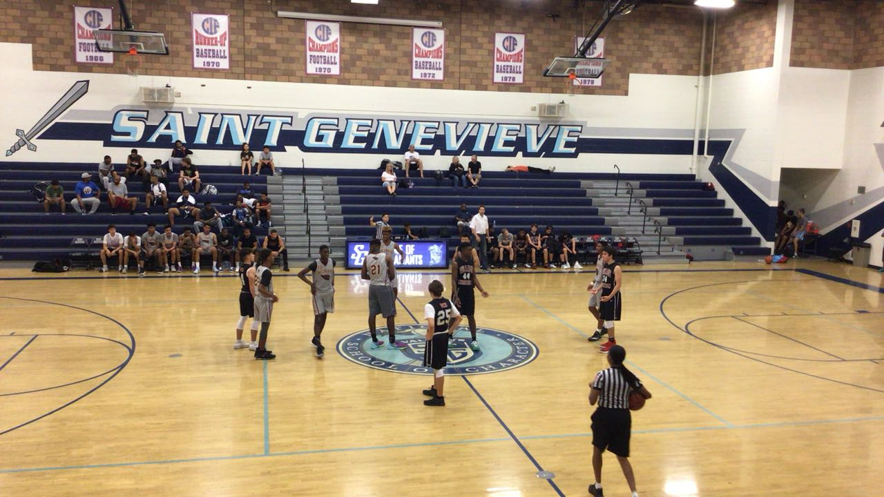 Cantwell 75 Village Christian 55