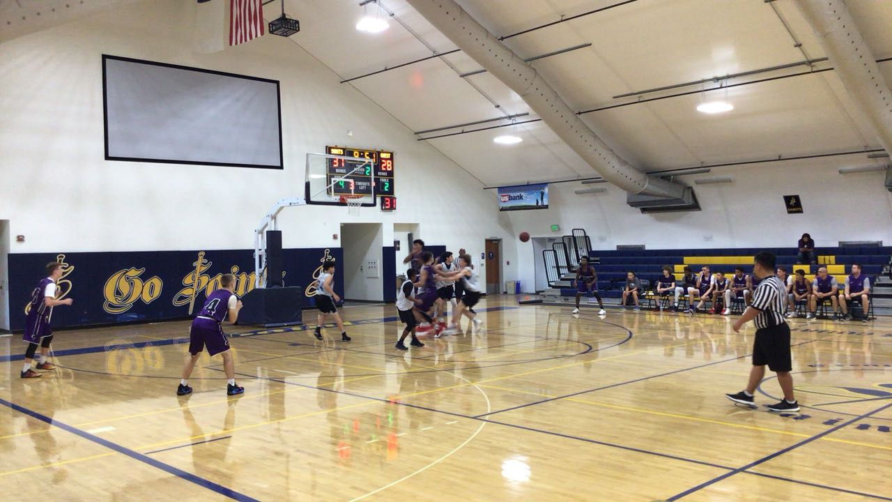 Clovis North 1 getting it done in win over Millenium (AZ), 46-43