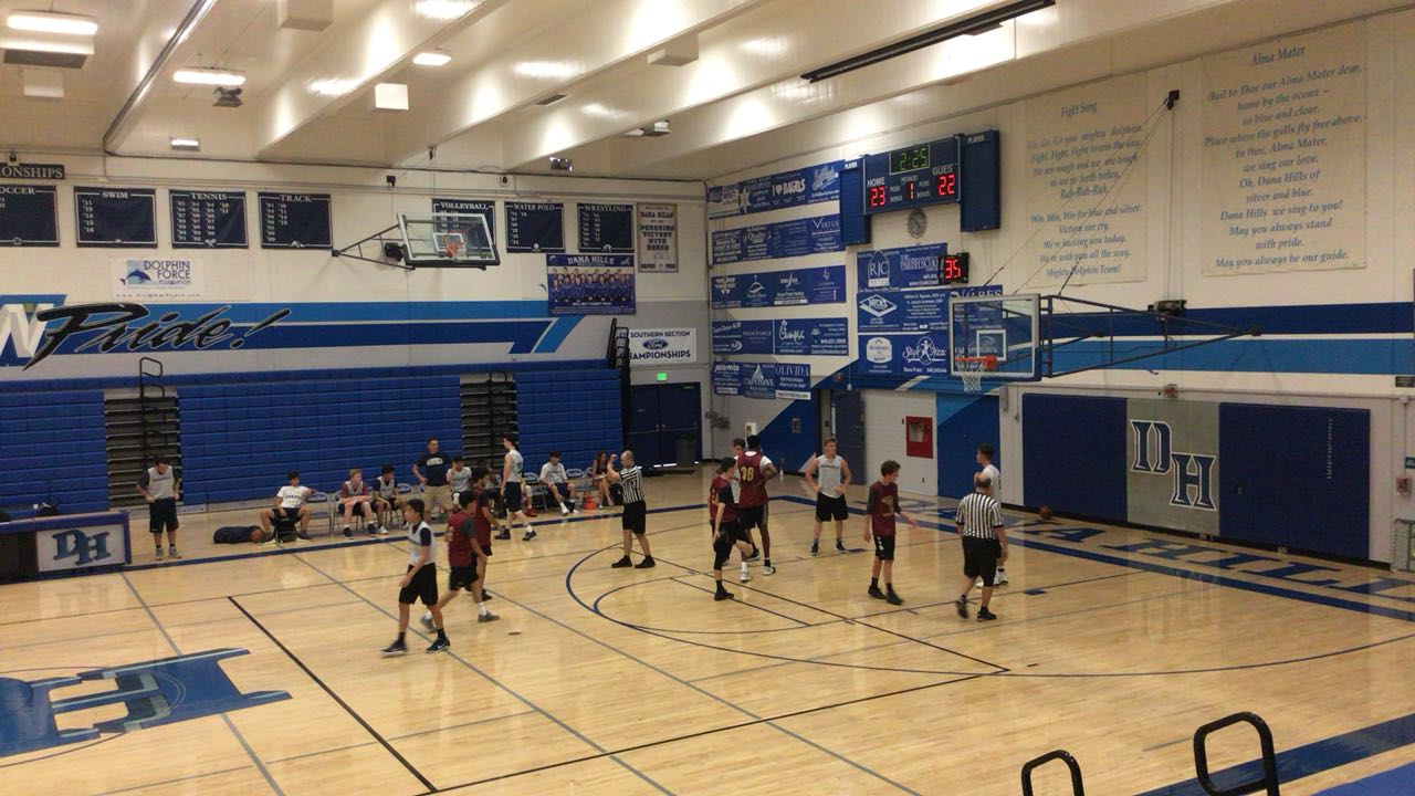 Mission Hills puts down Sonora with the 53-52 victory