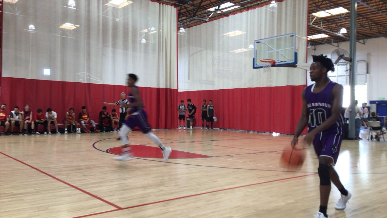 Millenium (AZ) with a win over Mission Viejo, 46-33