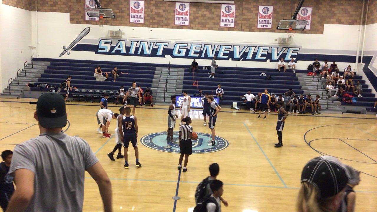 St. Bernard picks up the 57-48 win against Van Nuys