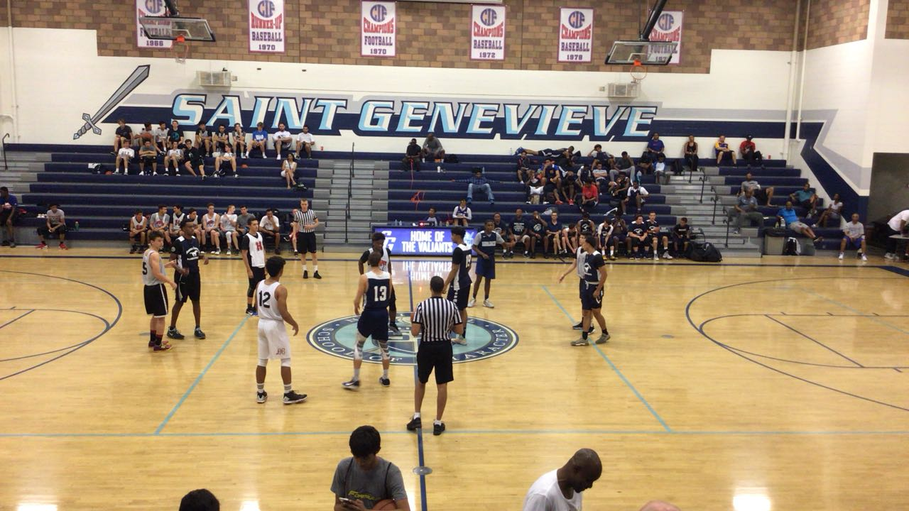 Sierra Canyon wins 69-58 over Hart