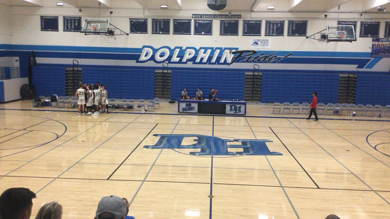 Dana Hills victorious over Chaparral, 65-52