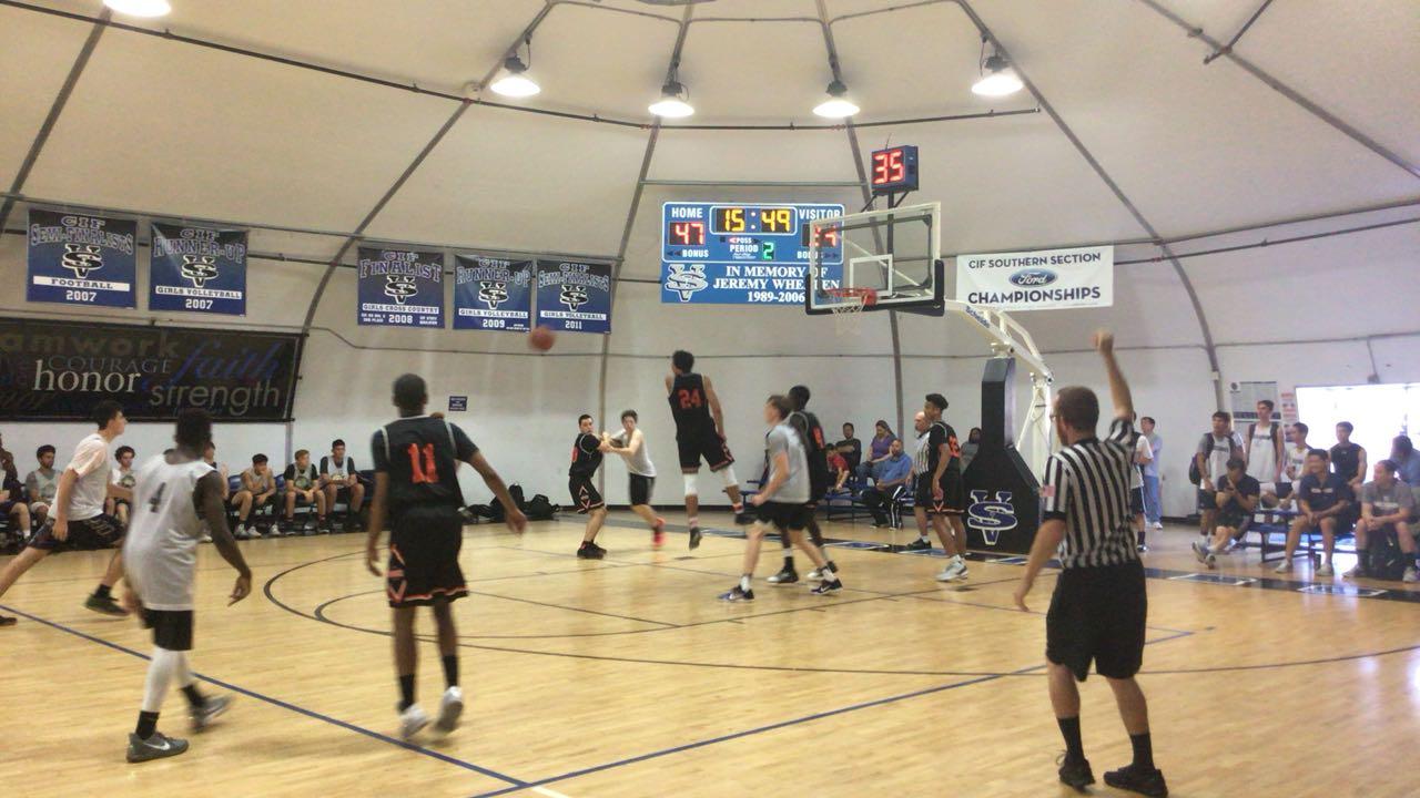 Canyon wins 81-71 over Balboa School