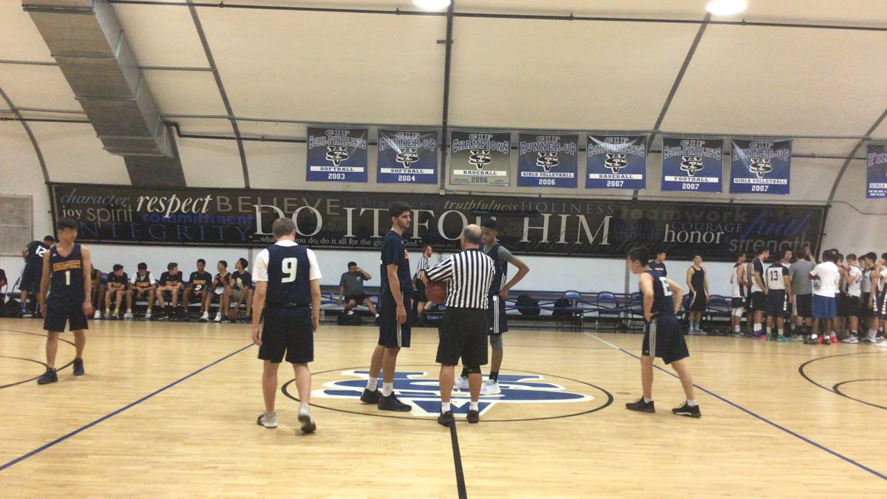 Beckman steps up for 31-22 win over Rancho Christian
