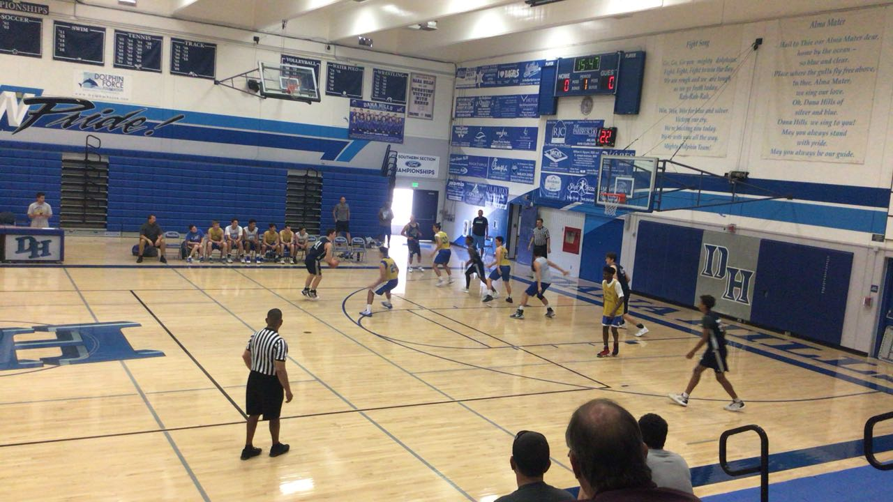 El Toro emerges victorious in matchup against La Costa Canyon, 74-53