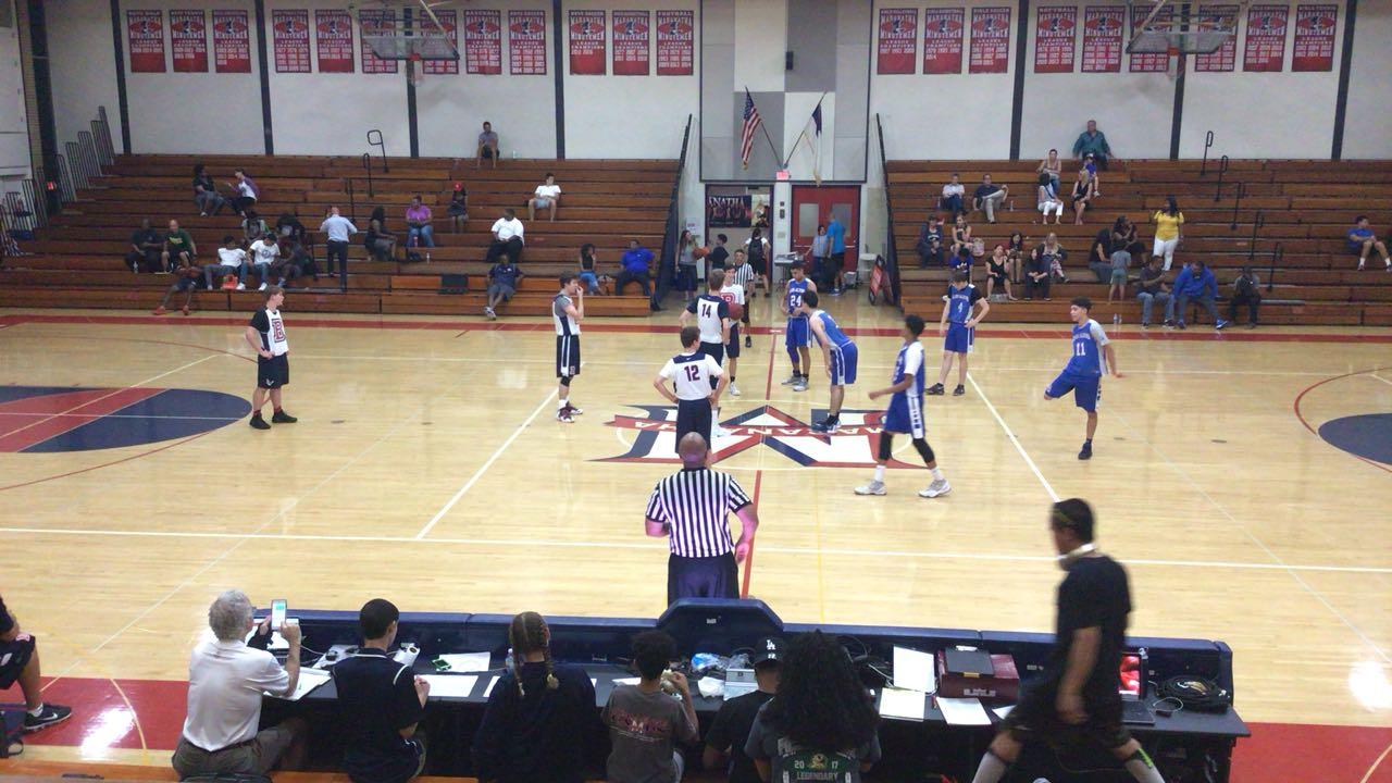 Los Altos wins 58-45 over Brentwood