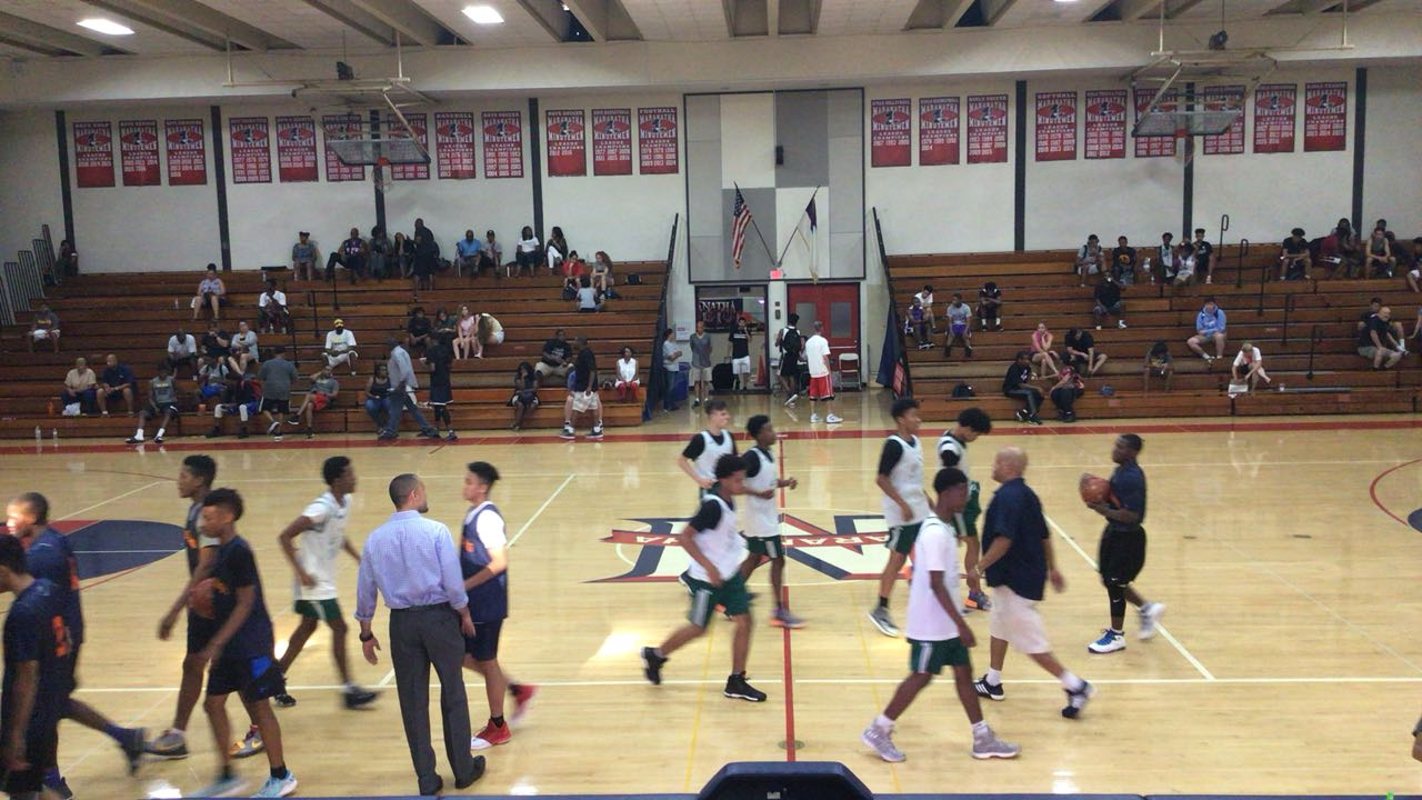 L.B. Poly gets the victory over Roosevelt, 53-52