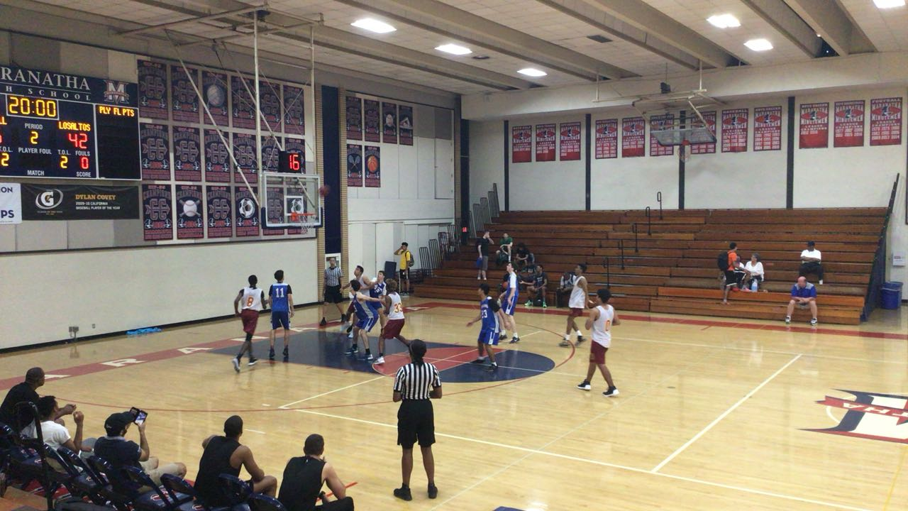 Cantwell steps up for 77-71 win over Los Altos