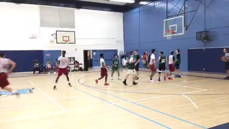 Irvine defeats Hillcrest, 60-48