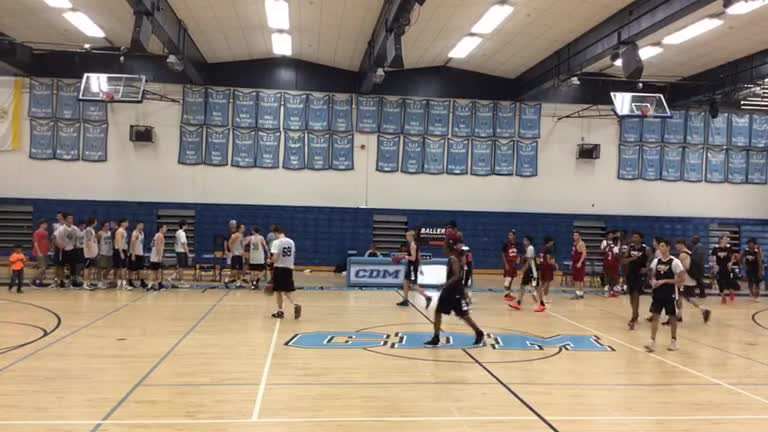 Corona Del Mar picks up the 41-38 win against Hillcrest