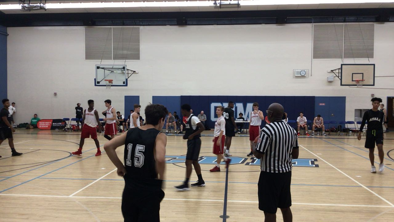 Ayala getting it done in win over O-Lutheran Red, 48-47