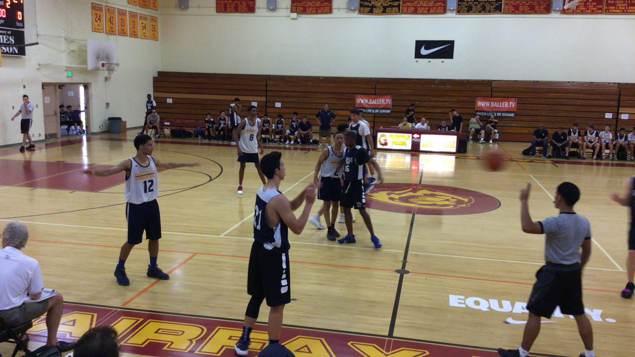 Rolling Hills Prep picks up the 44-43 win against Rancho Christian