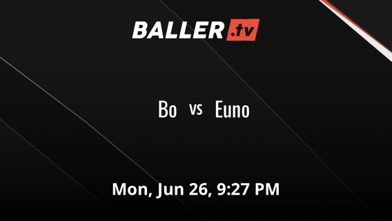 Things end all tied up between Bo and Euno