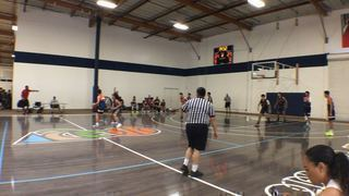 1440 EMC emerges victorious in matchup against SG Elite, 59-34