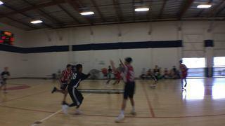 CBX 661 Blue defeats JW Basketball, 80-32