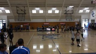 Bishop Montgomery with a win over Beverly Hills, 75-42
