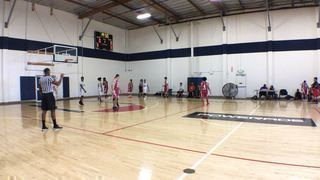 CBX 661 Red 50 Vision Basketball Academy 45