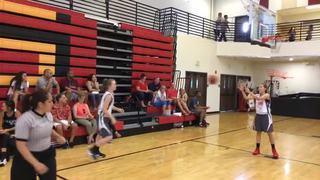 GT Thunder Red steps up for 40-22 win over Team Inland