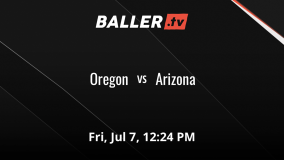 Oregon vs Arizona